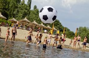 В Саратове стартовала уникальная игра - Гигантбол!