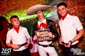 Открытие мексиканского бара Cabo Wabo в Саратове