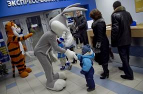 Детская новогодняя Ёлка 2011