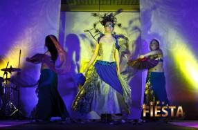 "Fashion Show ""Лига мастеров высокого стиля 2012г""  ТРЦ ""Сити Молл"""