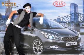 Презентация New Kia Ceed в автосалоне Kia-Motors