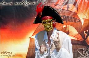 Тимбилдинг для коллектива компании — Пиратское Братство «EPAM Systems»