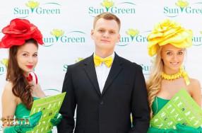 Открытие БОЛЬШОГО САДОВОГО ЦЕНТРА компании «Sun Green»