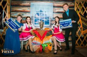 «Новый Год в народном стиле» для ЗАО «Завод СиН-газ»