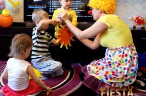 День рождения ребёнка с Клоуном!