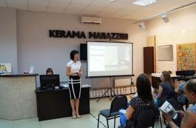 Презентация новой Индийской коллекции плитки KERAMA MARAZZI