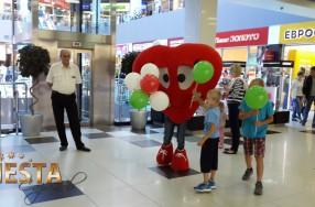 Рекламная акция на открытие новой аптеки в г. Энгельс