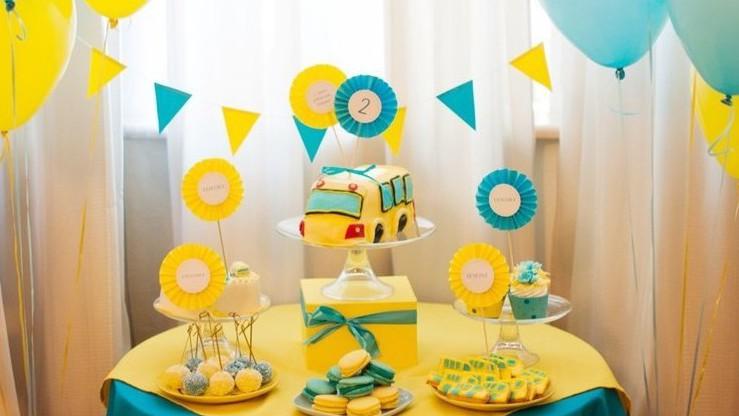 Кэнди бар на детский день рождения своими руками фото - Zdravie-info.ru