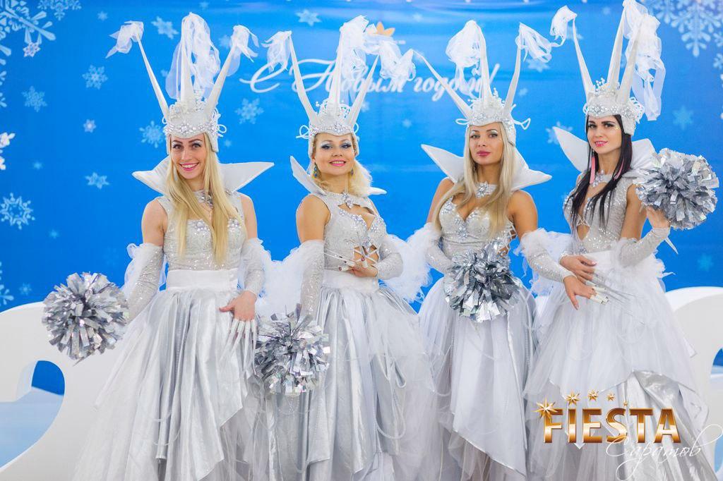 Сценки на новый год снежная королева
